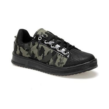 Pink Step Ayakkabı Siyah